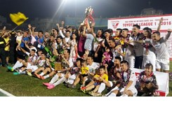 V-league: Ngai vàng đã có chủ