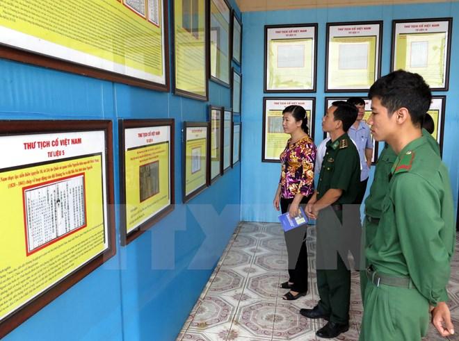 Trưng bày tư liệu về Hoàng Sa, Trường Sa tại Bà Rịa-Vũng Tàu
