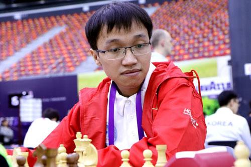 Cờ vua Việt Nam khởi đầu thuận lợi ở Olympiad thế giới năm 2016