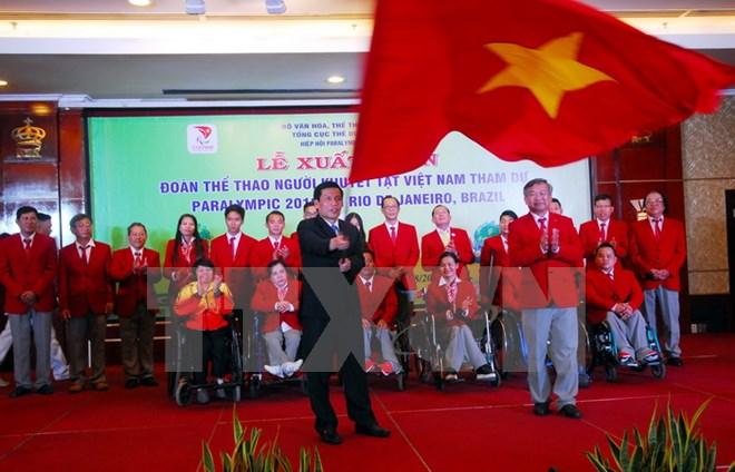 Thể thao Việt Nam chờ đợi những kỳ tích tại Paralympic 2016