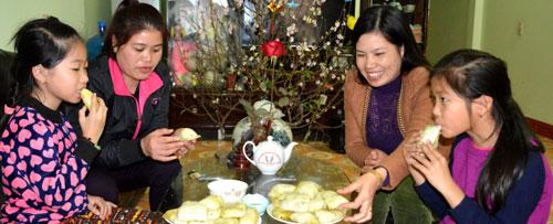 Mảy nhừng có từ lâu đời và trở thành món ăn đặc trưng của người dân Lộc Bình