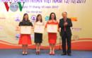 Hà Nội tôn vinh Doanh nghiệp Doanh nhân Thủ đô năm 2017