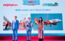 """Vietjet đoạt giải """"Hãng hàng không tiên phong"""" tại Guide Awards 2017"""