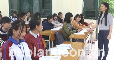 Ghi nhận ở Chi bộ Trường THPT Na Dương