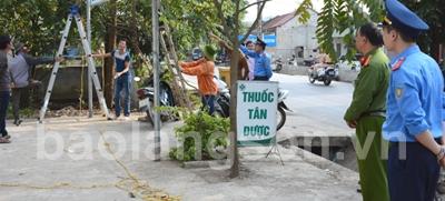 Đảm bảo hành lang an toàn đường bộ