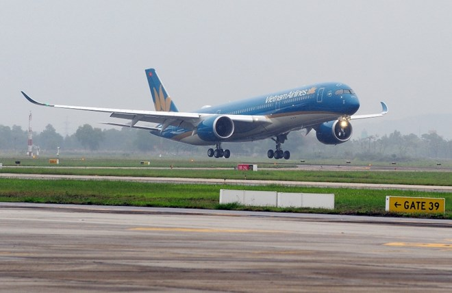 Vietnam Airlines tăng hơn 1.100 chuyến bay dịp Tết Mậu Tuất