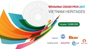 Việt Nam giành ngôi Quán quân cuộc thi an ninh mạng toàn cầu