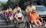 Lượng du khách tới Đà Nẵng tăng cao trong dịp Tết dương lịch 2018