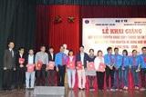Thêm 25 bác sĩ trẻ tình nguyện về công tác tại vùng khó khăn