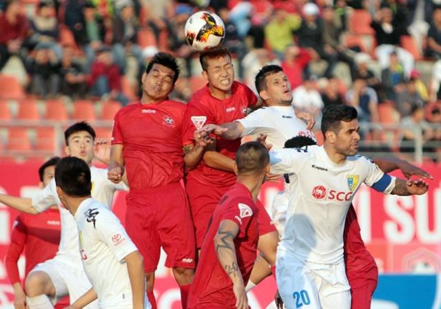 Nhận định trước vòng 7 V-League 2017