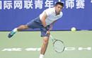 Lý Hoàng Nam thua trận đầu tại giải Trung Quốc F3 Futures