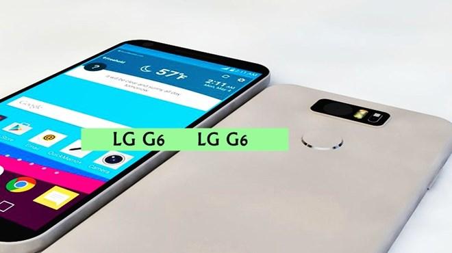 Hãng LG sẽ bán điện thoại thông minh G6 ở Mỹ vào tháng tới