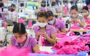 Hàng dệt may Việt Nam đảm bảo quy tắc xuất xứ sẽ hưởng ưu đãi vào EU