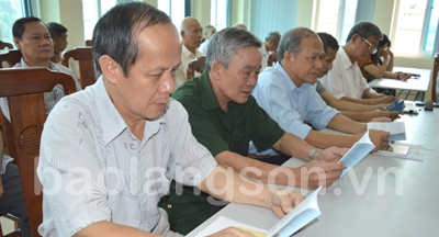 1 năm thực hiện Chỉ thị số 05 ở Đảng bộ thành phố Lạng Sơn