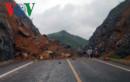 Sạt lở đất gây ách tắc trên tuyến cao tốc Thái Nguyên – Bắc Kạn