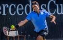 Federer thất bại trong ngày tái xuất