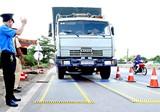 Phạt gần 150 tỷ đồng đối với 14.000 xe vi phạm tải trọng