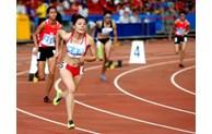 Nguyễn Thị Huyền đoạt Huy chương Vàng châu Á