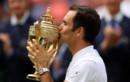 Roger Federer dễ dàng vô địch Wimbledon 2017