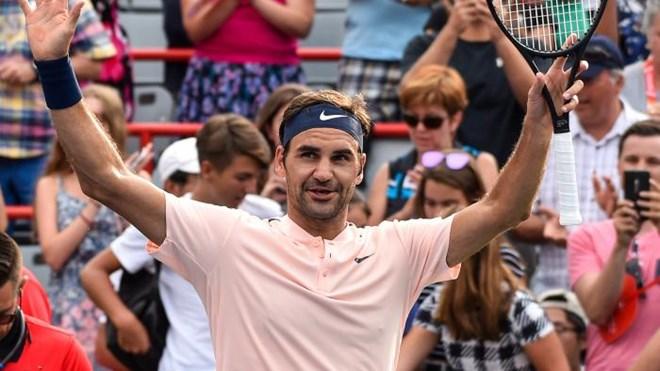 Ngược dòng hạ Ferrer, Federer thẳng tiến vào tứ kết Rogers Cup