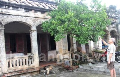 Trăn trở bảo tồn nhà cổ