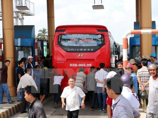 Bộ Giao thông chấp thuận miễn, giảm giá dịch vụ của 21 dự án BOT