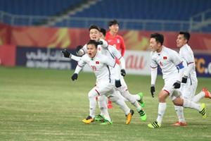 U23 Việt Nam thua sát nút U23 Hàn Quốc