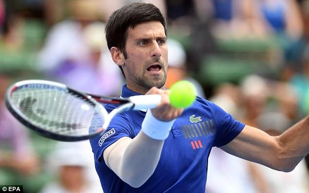 Djokovic xác nhận dự Australia mở rộng 2018