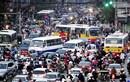 Nhiều điểm ở Hà Nội có nguy cơ ùn tắc cao dịp Tết Mậu Tuất
