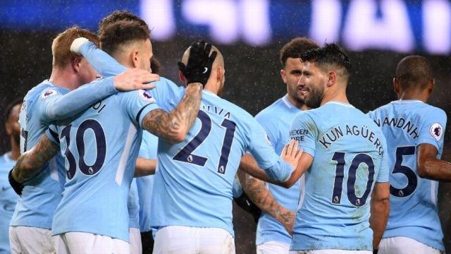 Vòng 22 Premier Legue: Man City trở lại mạch thắng