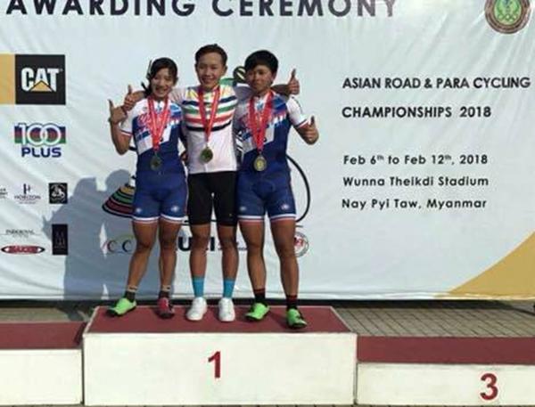 Lần đầu giành Huy chương Vàng, xe đạp nữ Việt Nam đi vào lịch sử châu Á
