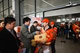 150 hành khách đặc biệt trên 'chuyến bay yêu thương'