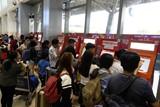 Dịp Tết, sân bay Tân Sơn Nhất đón lượng khách tăng kỷ lục