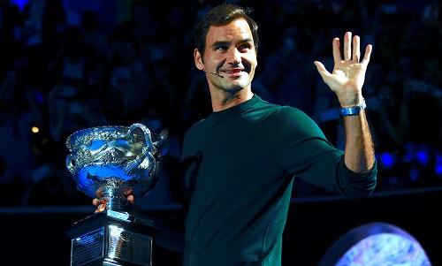 """Federer bỏ Dubai 500, dự lễ trao giải """"Oscar Thể thao"""""""