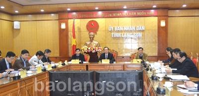 Ban Chỉ đạo Cải cách hành chính Chính phủ triển khai nhiệm vụ năm 2018