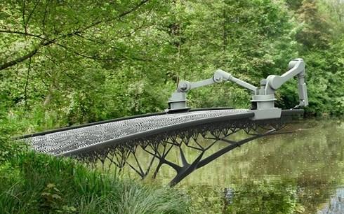 In 3D sẽ tạo cuộc cách mạng trong công nghệ sản xuất?