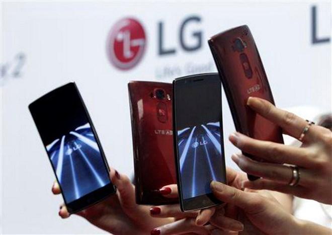 Hãng LG Electronics nỗ lực vực dậy mảng điện thoại di động
