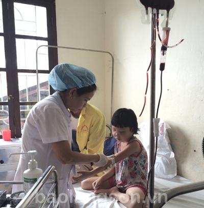 Từng bước hạn chế tác hại của bệnh Thalassemia