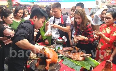 Văn hóa ẩm thực - yếu tố tăng sức hấp dẫn của du lịch Xứ Lạng