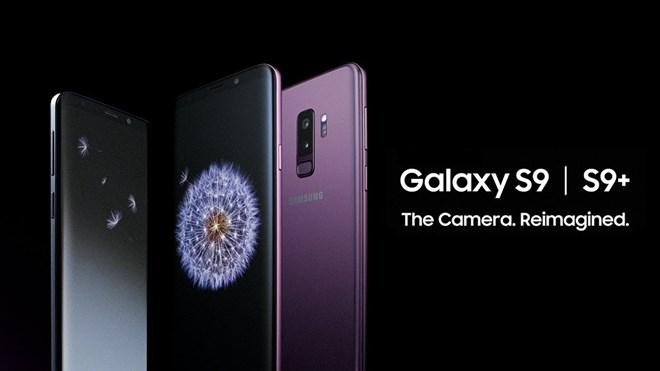 Samsung bắt đầu bán rộng rãi Galaxy S9 và Galaxy S9 Plus