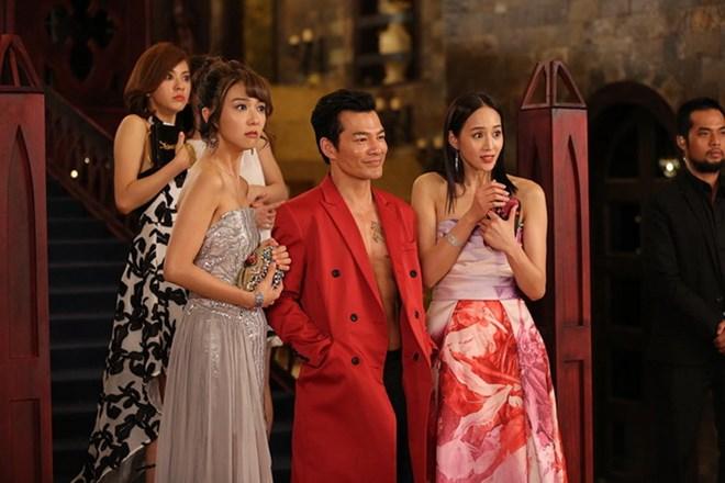 Ra mắt phim hài hợp tác Việt Nam-Hong Kong, có Mike Tyson tham gia