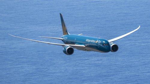 Vietnam Airlines khai thác Boeing 787-9 trên đường bay Hà Nội – Moscow (Nga)