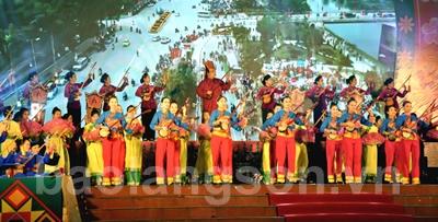 Khai mạc Tuần Văn hoá, Thể thao và Du lịch Lạng Sơn 2018