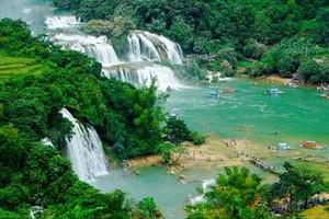 Cao Bằng nhận danh hiệu Công viên Địa chất Toàn cầu từ UNESCO