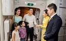 Vietnam Airlines khuyến cáo hành khách ngồi đúng số ghế khi đi máy bay