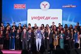 Vietjet nhận giải Thương hiệu mạnh Việt Nam