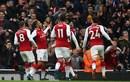 Aubameyang lập cú đúp, Arsenal thắng nhẹ Stoke
