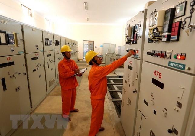 Sản lượng điện thương phẩm cả nước tăng 10,7% trong 3 tháng đầu năm