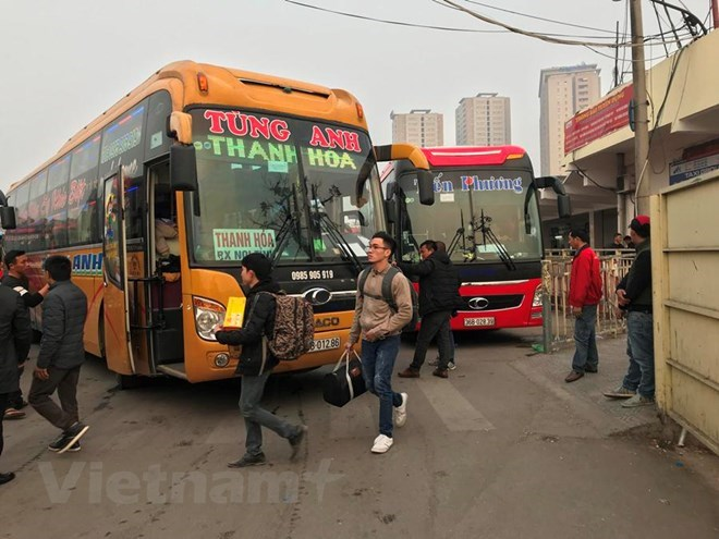Bốn bến xe lớn nhất Hà Nội sẽ trở thành bãi đỗ xe từ sau năm 2020