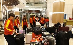 ĐT nữ Việt Nam sẵn sàng tranh tài ở VCK Asian Cup nữ 2018